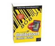 Wasp MobileAsset SPT 1550 Combo Pack (633808390037) Portable Terminal